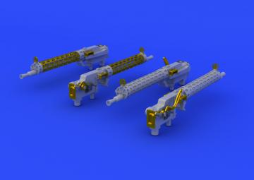 SSW D.III guns [Eduard] · EDU 648177 ·  Eduard · 1:48