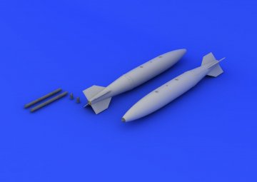 Mk.84 bombs · EDU 648212 ·  Eduard · 1:48