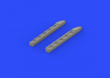 Ki-61-Id Hien (Tony) - Exhaust stacks [Tamiya] · EDU 648316 ·  Eduard · 1:48
