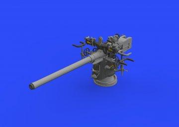 German Submarine 8,8cm gun [Trumpeter] · EDU 648327 ·  Eduard · 1:48