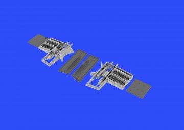Spitfire Mk.IXe - Gun bays [Eduard] · EDU 648334 ·  Eduard · 1:48