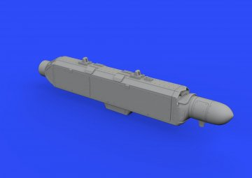 AN/ALQ-131 (shallow) ECM pod · EDU 648363 ·  Eduard · 1:48