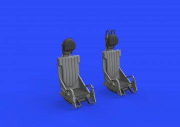 L-29 Delfin - Ejection seats [Eduard] · EDU 648375 ·  Eduard · 1:48