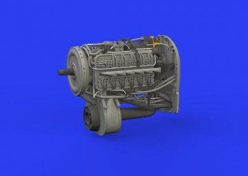 Tempest Mk.V - Engine [Eduard] · EDU 648417 ·  Eduard · 1:48