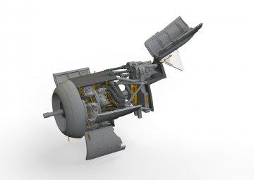 Focke Wulf Fw 190 A-8 - Engine & fuselage guns [Eduard] · EDU 648464 ·  Eduard · 1:48
