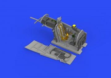 P-51D Mustang - Cockpit [Eduard] · EDU 648522 ·  Eduard · 1:48