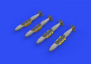 GBU-31(V)3B JDAM · EDU 648563 ·  Eduard · 1:48