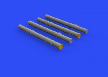 9K114 Sturm missiles · EDU 648576 ·  Eduard · 1:48