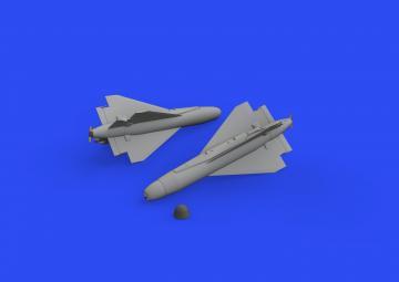 AGM-62 Walleye II · EDU 648616 ·  Eduard · 1:48