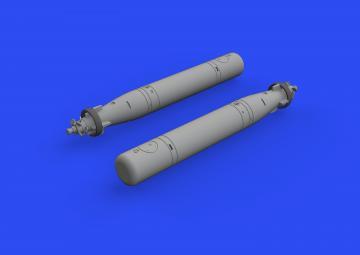 Mk.44 torpedo · EDU 648625 ·  Eduard · 1:48