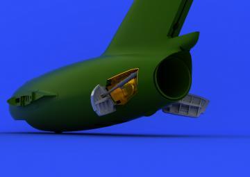 MiG-15 bis airbrakes [Eduard] · EDU 672020 ·  Eduard · 1:72