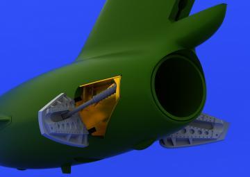 MiG-15 airbrakes [Eduard] · EDU 672021 ·  Eduard · 1:72