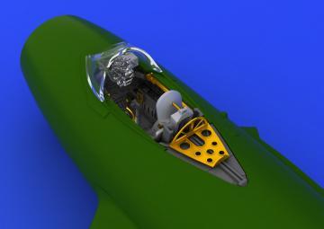 MiG-15bis - Cockpit [Eduard] · EDU 672024 ·  Eduard · 1:72