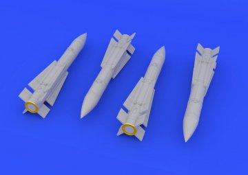 AIM-54C Phoenix · EDU 672031 ·  Eduard · 1:72