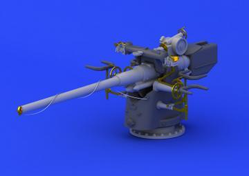 German Submarine 10,5cm gun [Revell] · EDU 672053 ·  Eduard · 1:72