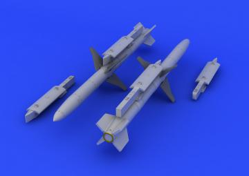 AGM-88 HARM · EDU 672054 ·  Eduard · 1:72