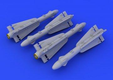 AIM-4D · EDU 672055 ·  Eduard · 1:72
