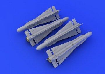 AIM-4G · EDU 672056 ·  Eduard · 1:72