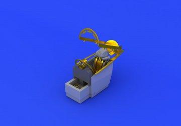 MIG-29A Fulcrum (Izdelye 9-12) - Ejection seat [Trumpeter] · EDU 672093 ·  Eduard · 1:72