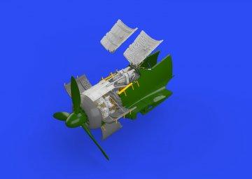 Focke-Wulf Fw 190 A-5 - Engine & fuselage guns [Eduard] · EDU 672118 ·  Eduard · 1:72