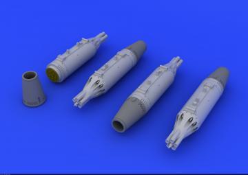 UB-16 rocket launchers - MiG-21 [Eduard] · EDU 672189 ·  Eduard · 1:72