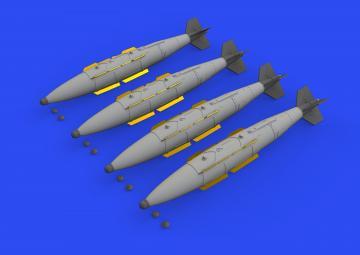 GBU-31(V)1/B JDAM · EDU 672254 ·  Eduard · 1:72