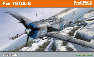 Focke-Wulf Fw 190 A-8 - ProfiPACK Edition · EDU 70111 ·  Eduard · 1:72