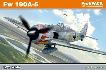Focke-Wulf Fw 190 A-5 - ProfiPACK Edition · EDU 70116 ·  Eduard · 1:72