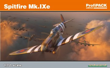 Spitfire Mk.IXe - ProfiPACK Edition · EDU 70123 ·  Eduard · 1:72