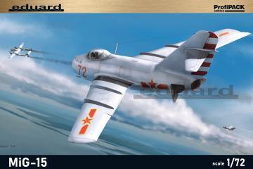 MiG- 15bis - ProfiPACK Edition · EDU 7057 ·  Eduard · 1:72