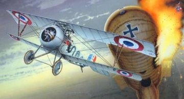 Nieuport Ni-17  - Dual Combo - ProfiPACK Edition · EDU 7071 ·  Eduard · 1:72