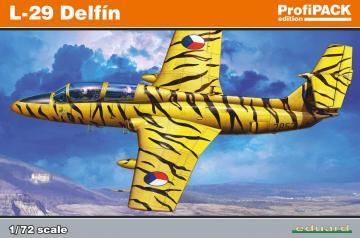 L-29 Delfin - Profipack · EDU 7096 ·  Eduard · 1:72