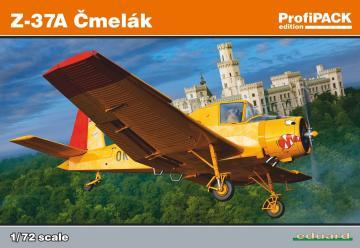 Z-37A Cmelak - Profipack · EDU 7097 ·  Eduard · 1:72