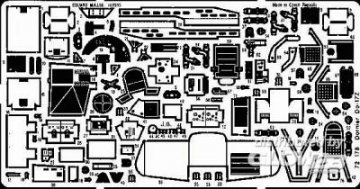 Do-17 Z - Interior · EDU 72178 ·  Eduard · 1:72