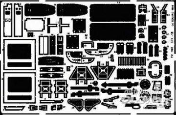 UH-1B Huey · EDU 72195 ·  Eduard · 1:72