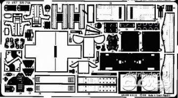 SR-71A · EDU 72257 ·  Eduard · 1:72