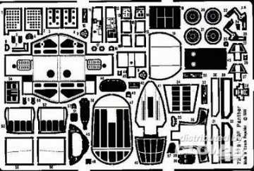 F9F Panther · EDU 72279 ·  Eduard · 1:72