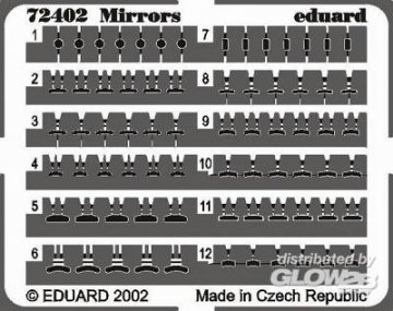 Spiegel · EDU 72402 ·  Eduard · 1:72