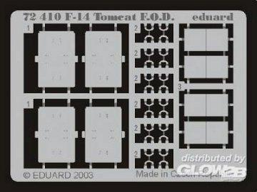 F-14 Tomcat - F.O.D. · EDU 72410 ·  Eduard · 1:72