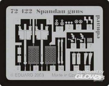 Spandau · EDU 72422 ·  Eduard · 1:72
