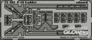 F-16 - Ladder · EDU 72493 ·  Eduard · 1:72