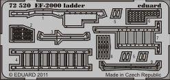 EF-2000 - Ladder · EDU 72520 ·  Eduard · 1:72