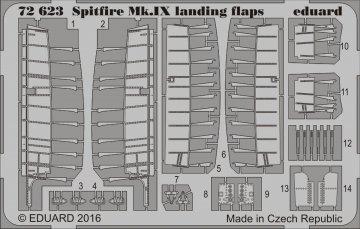 Spitfire Mk.IX - Landing flaps [Eduard] · EDU 72623 ·  Eduard · 1:72