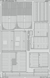 B-52G Stratofortress - Undercarriage [Modelcollect] · EDU 72683 ·  Eduard · 1:72