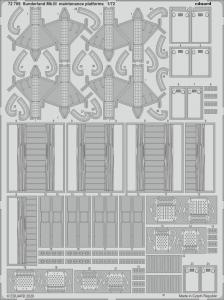 Sunderland Mk.III - Maintenance platforms [Special Hobby] · EDU 72709 ·  Eduard · 1:72
