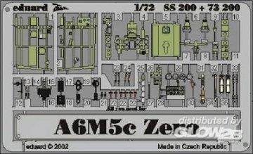 A6M5c Zero · EDU 73200 ·  Eduard · 1:72