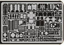 Wellington Mk.I für Trumpeter Bausatz · EDU 73301 ·  Eduard · 1:72