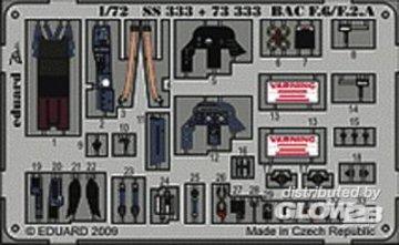 BAC Lightning F.6/F.2A S.A. [Trumpeter] · EDU 73333 ·  Eduard · 1:72