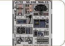 MiG-15 [Airfix] · EDU 73358 ·  Eduard · 1:72