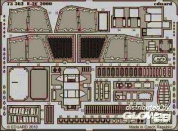 E-2C 2000 S.A. for Hasegawa · EDU 73362 ·  Eduard · 1:72
